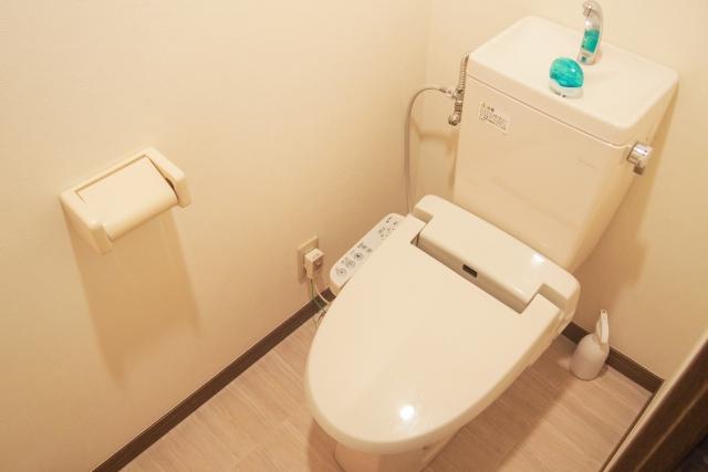 陰の気がたまるトイレを清潔にする